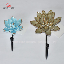 2017new Design / Creative con Flower Business Card Clip / Card Holder